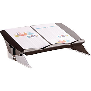 Fellowes Support documents incliné Easy Glide - Noir