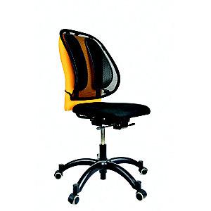Fellowes Support dorsal en maille OfficeSuites™ - Noir