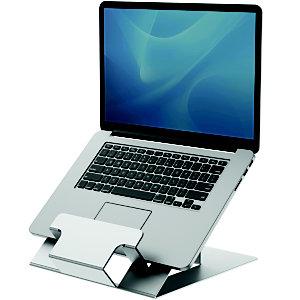 Fellowes Support Hylyft pour ordinateur portable - Aluminium et Noir