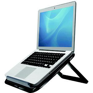 Fellowes Support QuickLift™ pour ordinateur portable, I-Spire Series™ - Noir
