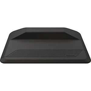 FELLOWES Tapis de sol assis-debout ActiveFusion™, noir