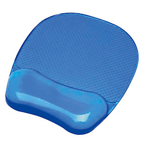 Fellowes Tapis souris ergonomique GEL  - Repose poignet intégré