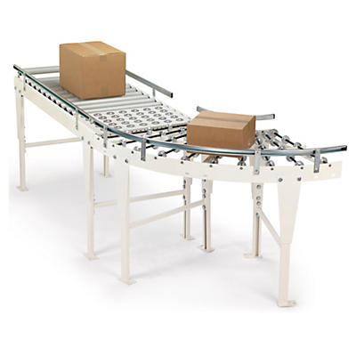 Feststehende, modulare Rollenbahn