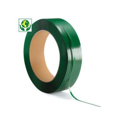 Feuillard polyester 100% recyclé RAJA qualité standard