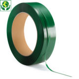 Feuillard polyester 100% recyclé RAJASTRAP qualité standard