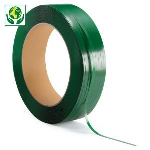 Feuillard polyester recyclé qualité standard RAJA
