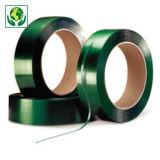 Feuillard polyester recyclé RAJA qualité industrielle