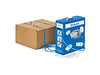 Feuillard polypropylène en boîte distributrice/recharge RAJASTRAP