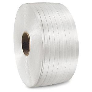 Feuillard textile fil à fil qualité standard RAJA