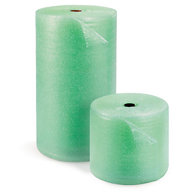 Film bulles Ø 10 mm 50% recyclé RAJA##Umweltfreundliche Luftpolsterfolie RAJA