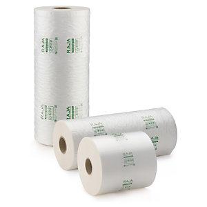 Film polyéthylène recyclé pour systèmes de calage air RAJA