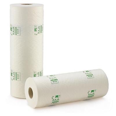 Film polyéthylène 50 % recyclé pour système de calage air RAJA##Folien für Luftpolstersysteme air 1  und air 2, klimaneutral, 50% recycelt