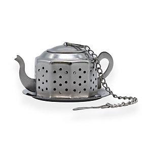 Filtro per tè e tisane in acciaio inox, Forma Teiera