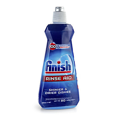 Finish Shine N Dry Rinse Aid – 400ml