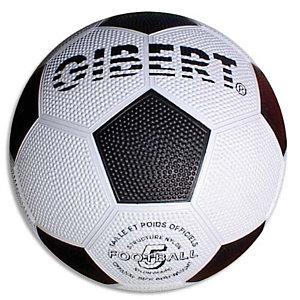 FIRST LOISIR Ballon football sport, caoutchouc sur carcasse Nylon, surface grainée, taille 5,