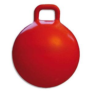 FIRST LOISIR Ballon sauteur diamètre 60 cm avec poignée rodéo, regonflable