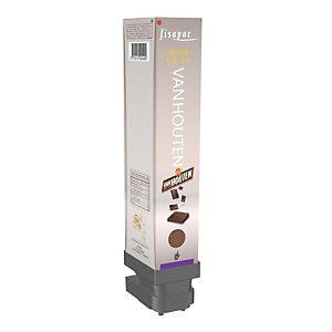 Fisapac Cartouche boisson instantanée -  Arôme Cacao VAN HOUTEN - 27 doses