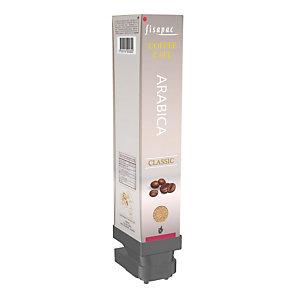 Fisapac Cartouche boisson instantanée - Café 100% Arabica - 105 doses