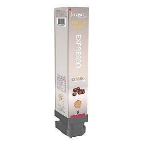 Fisapac Cartouche boisson instantanée -  Café Expresso - 120 doses