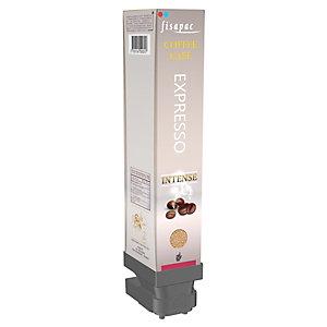 Fisapac Cartouche boisson instantanée - Café Expresso Intense - 130 doses
