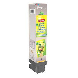 Fisapac Cartouche boisson instantanée -  Thé vert à la menthe LIPTON - 43 doses