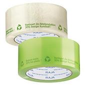 Fita adesiva ecológica de polipropileno silenciosa