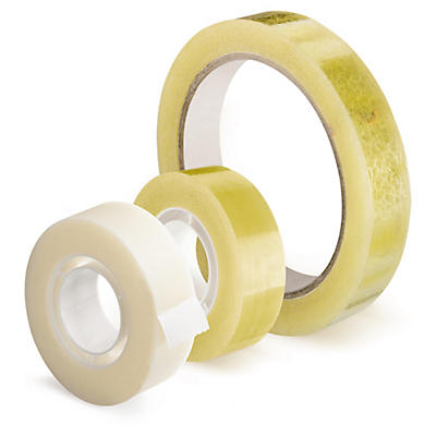 Fita adesiva invisível/transparente