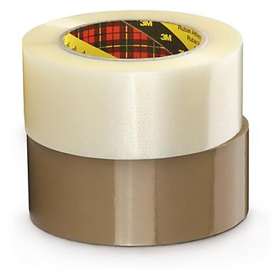 Fita adesiva de polipropileno qualidade standard 28 mícrones Scotch™ 3M