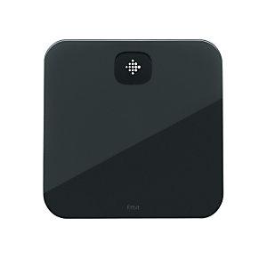 Fitbit Aria Air, Báscula personal electrónica, 181 kg, kg/lb,st, Plaza, Negro, 4,5 kg FB203BK