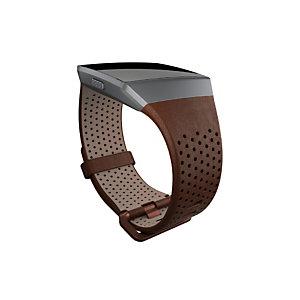 Fitbit FB-164LBDBS, Fitbit, Marrón, Aluminio, Elastómero, S, Ionic, 140 - 170 mm FB164LBDBS