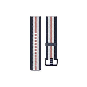 Fitbit FB166WBNVPKS, Grupo de rock, Marina, Rosa, Fitbit, Versa/Versa Lite, Fluoroelastómero, Aluminio