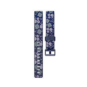 Fitbit FB169PBNVS, Fitbit, Azul, Gris, Blanco, Aluminio, Silicona, S, Inspire, Inspire HR, Ace 2, 140 - 180 mm