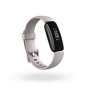 Fitbit Inspire 2, Pulsera de actividad, PMOLED, GPS (satélite), Blanco FB418BKWT