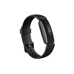 Fitbit Inspire 2, Pulsera de actividad, PMOLED, GPS (satélite), Negro FB418BKBK