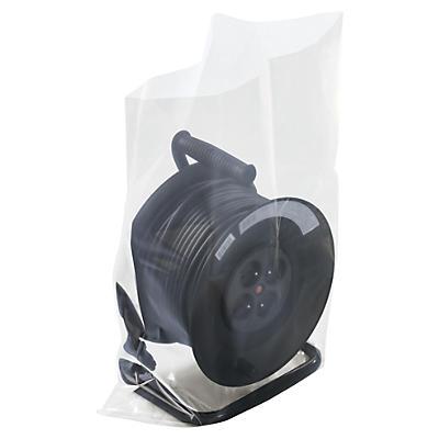 Sachet plastique 100 microns RAJA##Flachbeutel 100 µ