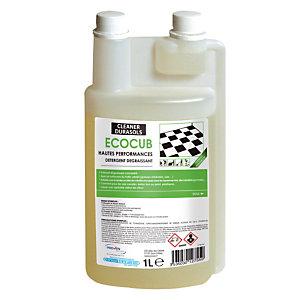 Flacon doseur vide 1 L pour Ecocub Cleaner Durasols hautes performances