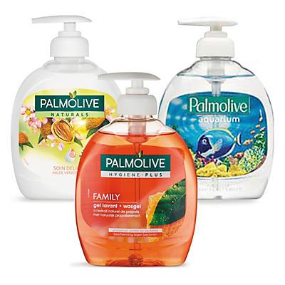 Flacon pompe crème lavante PALMOLIVE