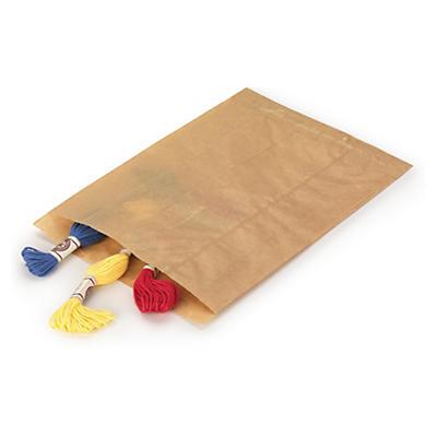 Flade papirsposer