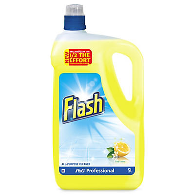 Flash Lemon All Purpose Cleaner – 5 Litres