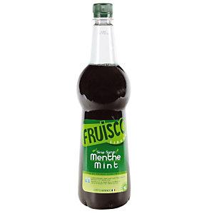 Fles siroop munt, Fruisco 1 liter