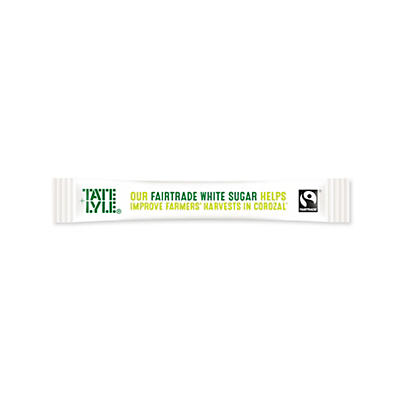 Flo Fair Trade Sugar Sticks - Pack of 1000