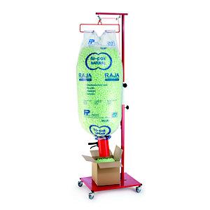 FLO-PAK Natural Patatine polistirolo biodegradabili, Sacco da 0,40 m³