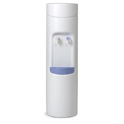 Floor Standing Water Cooler - White