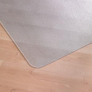FLOORTEX COMPUTEX® Computex Alfombra protectora PVC / suelo duro / lengüeta / 90 x 120