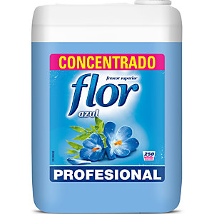 Flor Azul Profesional Suavizante Concentrado - 5 kg