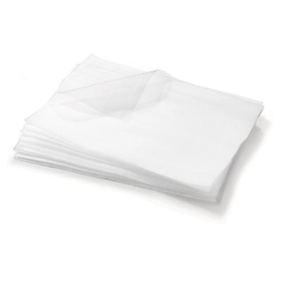 Foam wrap sheets