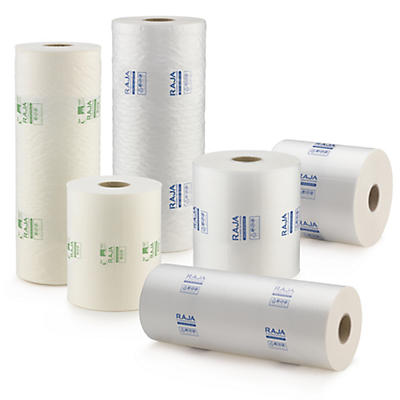Film polyéthylène pour système de calage air RAJA##Folien Standard für Luftpolstersysteme RAJA air
