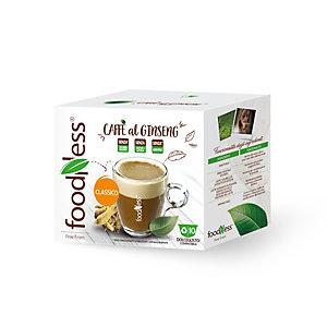 foodNess® Capsula Ginseng Classico, Compatibile Dolcegusto®* (confezione 10 capsule)
