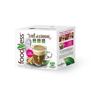 foodNess® Capsula Ginseng & Collagene, Compatibile Dolcegusto®* (confezione 10 capsule)