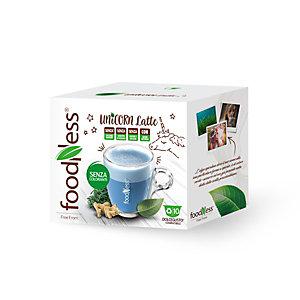 foodNess® Capsula Unicorn Latte, Compatibile Dolcegusto®* (confezione 10 capsule)